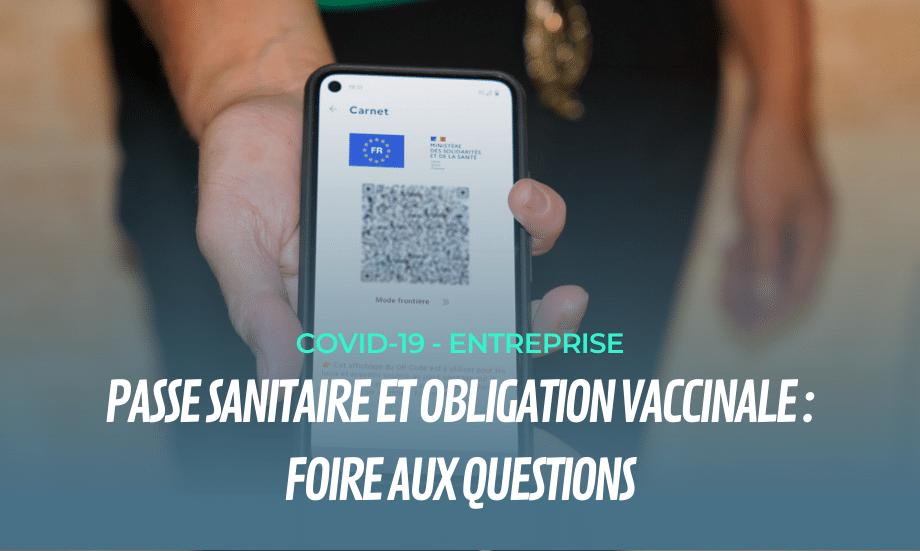 Depuis août, de nombreuses entreprises françaises sont dans l'obligation de faire respecter la réglementation vaccinale cintre le COVID-19.